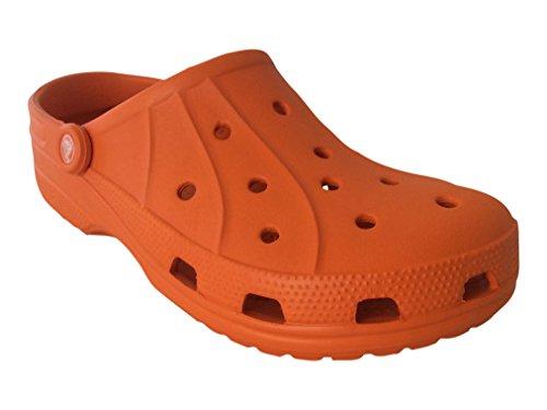 crocs Unisex-Erwachsene Ralen Clog Orange (Orange)