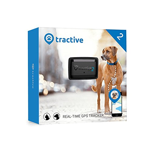 Produktbild bei Amazon - Tractive GPS 2 Tracker für Tiere