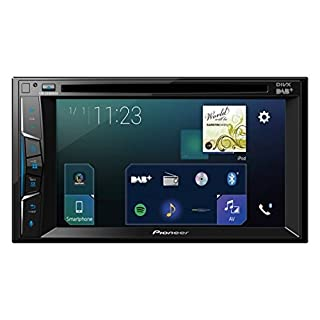 Pioneer avh-z3100dab 15,7cm 2-DIN Auto Klar Typ Touchscreen Multimedia-Receiver