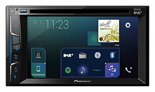 Pioneer avh-z3100dab 15,7cm 2-DIN Auto Klar Typ Touchscreen Multimedia-Receiver (Pioneer Lenkrad)