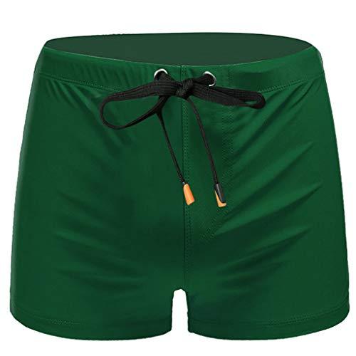 Herren Die reizvolle Badehose der Art und Weisemänner Strand Schwimmen Kurzschluss Schriftsatz Schwimmen Hosen Boxershort Underwear Sexy Slips Slip Underwear Dessous Pants Unterhosen Boxer Shorts