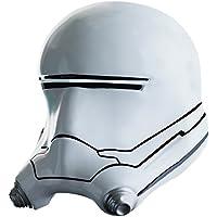 Máscara adulto casco 2piezas Flametrooper–Star Wars VII–Talla única