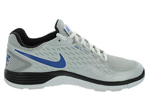 Modern Fit Washed Nike-Pantaloni da uomo Blanco / Azul / Gris