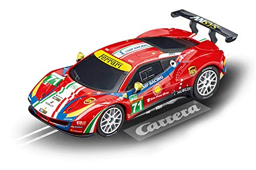 """Carrera Digital 143 Ferrari 488 GT3 \""""AF Corse, Nummer 71\"""""""