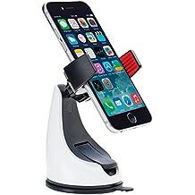 OSO Osomount 360 Grip Mount Support Universel Voiture pour Téléphone Portables et Smartphones- Blanc