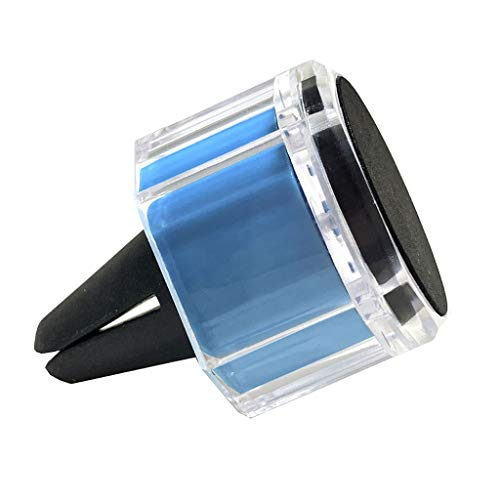 wentingZWT Magnetische KFZ-Handyhalterung für Parfüm Lüftungsschlitze, Halterung für iPhone Honor Xiaomi HTC Smartphones -