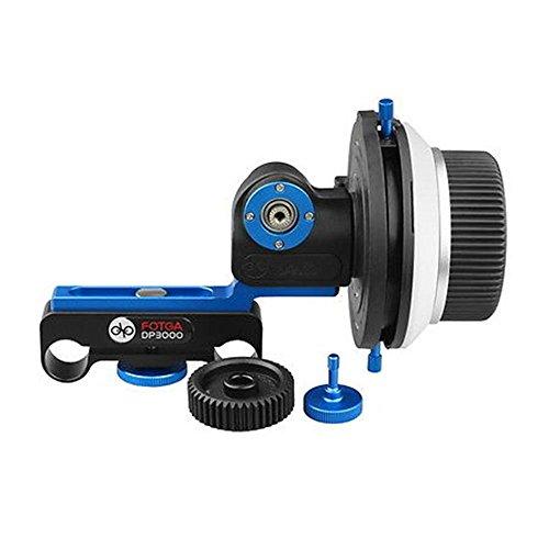 Fotga DP3000M2Pro Dämpfen A/B Harter Stopp Follow Focus für DSLR Kamera BMCC BMPCC