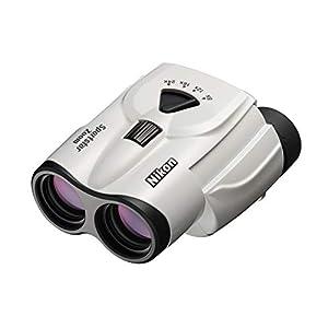 Nikon Binocular's Sportstar Zoom 8-24×25 WHITE, Small