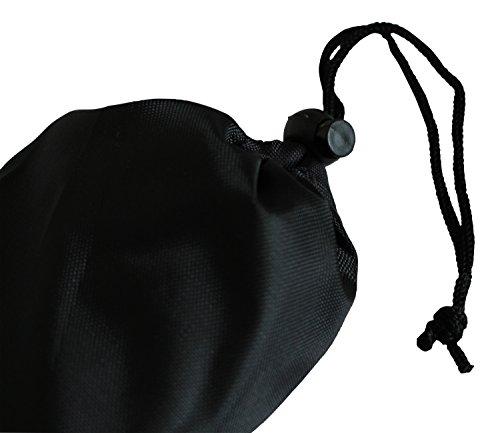Trekrite Hiking Poles Transport & Storage Bag – Black