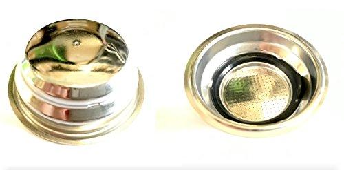 DeLonghi EC685 Macchina da caffè espresso - Filtro 1 Dose (1 Tazza, nuova versione con filtro...