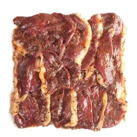 Carré de bœuf - Barbecue/Plancha - Emincé - Emincé de filet de canard 3 poivres - 500g - Livraison en colis réfrigéré 48h