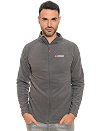 Geographical Norway - Micro Polaire Geographical Norway Trillon Fullzip Gris