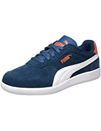 Puma Unisex-Kinder Icra Trainer SD Jr Low-Top