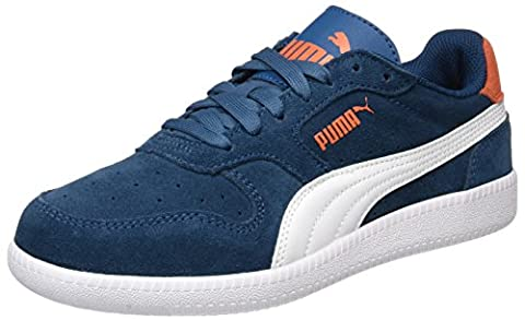Puma Unisex-Kinder Icra Trainer SD Jr Sneaker, Blau (Sailor Blue-White), 36 EU