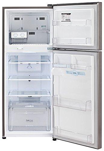 LG 260 L 4 Star Frost-Free Double Door Refrigerator (GL-I292RPZL, Shinny Steel)