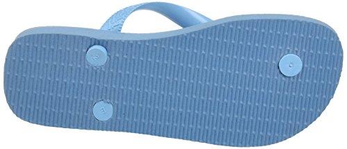Havaianas Unisex-Erwachsene Top Zehentrenner Blau (Blue Splash 0061)