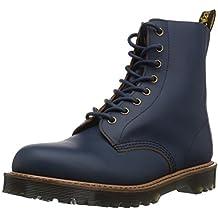 aranciato: DrMartens (doctor Martin) enamel leather shoes