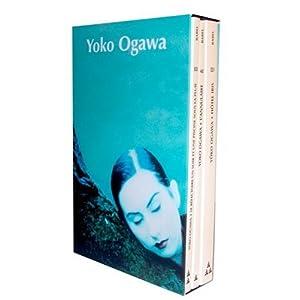 Yoko Ogawa Coffret en 3 volumes : Hôtel Iris ; L'annulaire ; Le réfectoire un soir et une piscine sous la pluie