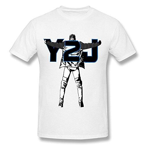 Nana Design Herren T-Shirt Gr. XX-Large, weiß (Light Up Legos)