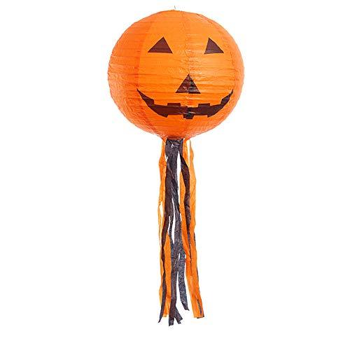 wsjwj Nachtlichter & Schlummerleuchten Halloween-Dekoration stützt das Kürbislaternen-Geistfestival, -