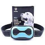 Collar Antiladridos para Perros Pequeños y Medianos de GoodBoy Collar de Adiestramiento con Vibración y Sistema de Disuasión con Sonido para Controlar los Ladridos Excesivos de su Perro