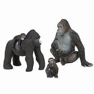 Battat Terra by AN2729Z® Gorilla - Juego Familiar