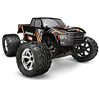HPI Jumpshot MT 1/10th 2WD RC Monster Truck with 2.4Ghz Radio System - 115116 - Compare prices on radiocontrollers.eu
