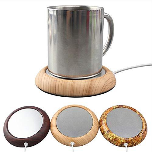 Qiyun Kühlschrankheizkörper USB Mug mat, Tee und Kaffeegläser Ideal für Kaffee, Tee, Tee, heiße...
