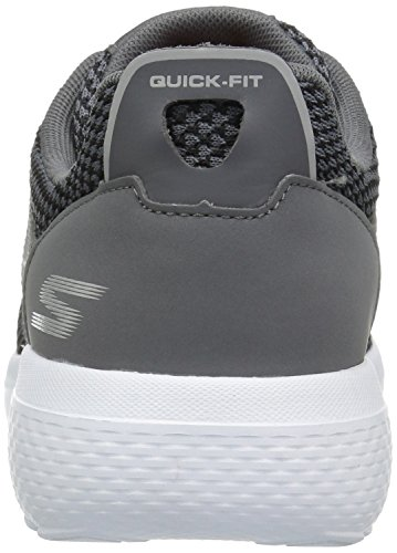 Skechers On The Go City 2 Maschenweite Wanderschuh Charcoal