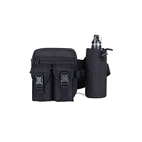 sports-waist-bag-pocket-pack-with-water-bottle-holder-for-trekking-hiking-walking-bike-cycling-climb