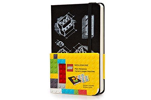 Moleskine Lego Limited Edition Hard Pocket Plain Notebook -2014 (Moleskine Limited Edition) por Moleskine
