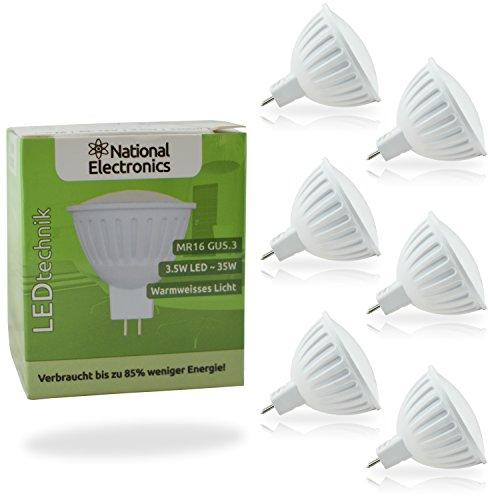 6x-national-electronicsr-gu53-mr16-35w-led-320-lumen-lampara-ac-12v-120-de-la-lampara-blanca-calida