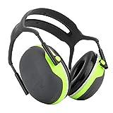 Stirnband Anti-Lärm Earmuffs, Schallschutz Ohrenschützer Ohrenschutz - Höchsten SNR 33 DB Rausch Providing Blocking For Das Schießen, Den Bau Oder Yard-Arbeit