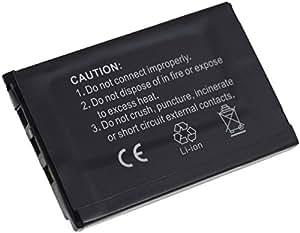 Batteria compatibile per BenQ DC X800, Li-Ion, 700mAh, 3,7V, 2,6Wh, nero