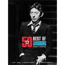 Gainsbourg Serge Best of 50 Titres + 5 Bonus P/V/G