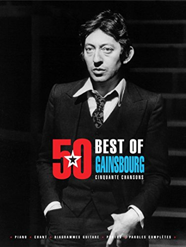 Gainsbourg Serge Best of 50 Titres + 5 Bonus P/V/G
