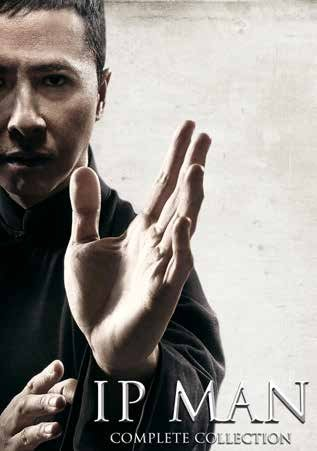 Preisvergleich Produktbild ip man complete collection (5 dvd) * box set