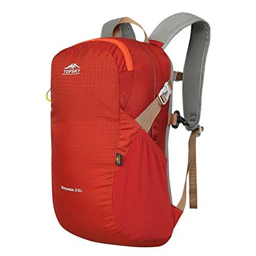 Paar outdoor wandern Tasche/Freizeittasche/ portable Rucksäcke Rot