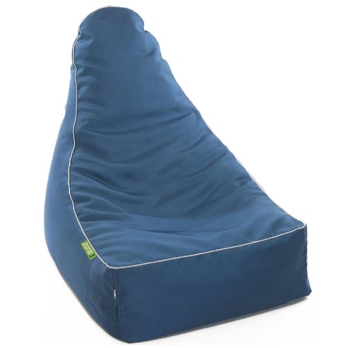Sitzsack 'ZONE3' Gamer blau/grau - für Gaming & Chill Out (Modul 1)