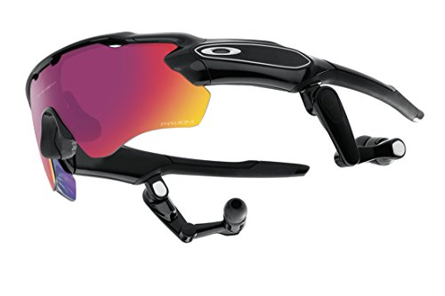 Oakley Radar Pace, Gafas de Sol para Hombre, Matte Black, 1