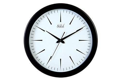 Safal Sleek Strokes Real Beauty Wooden Wall Clock