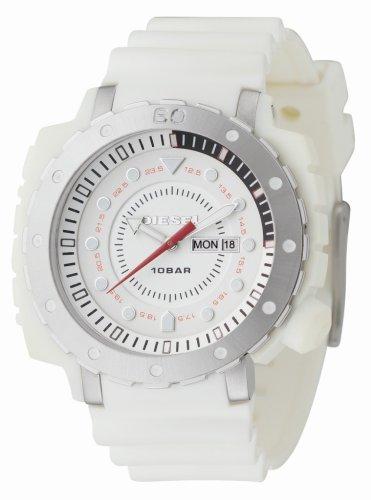 Diesel dz1168analógico reloj de correa de plástico para hombre