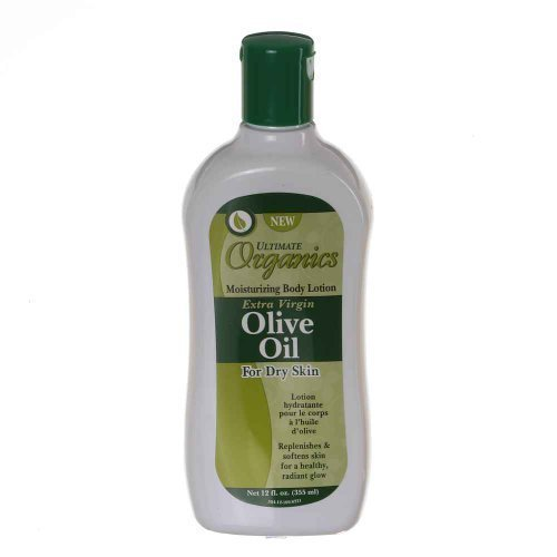 Africas Best Organics Body Lotion Olive Oil - Bodylotion mit Olivenöl -