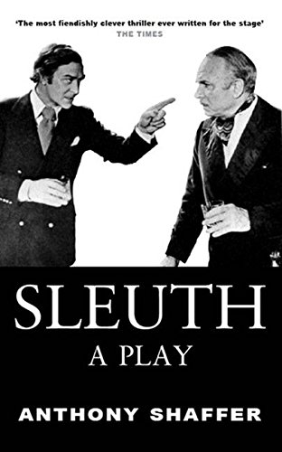 Sleuth (Playscripts) por Anthony Shaffer