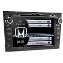 Radio/DVD/Pantalla Táctil, navegador GPS, Bluetooth Honda CRV