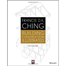 ‏‪Building Construction Illustrated Fifth Edition by Francis D. K. Ching - Paperback‬‏