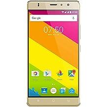 ZOPO Color F2 16GB 4G Oro - Smartphone (SIM doble, Android, MicroSIM + NanoSIM, GSM, WCDMA, LTE)