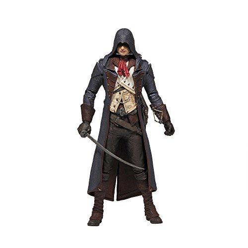 Assassins Creed: Unity - Arno Dorian Figure (Assassins Creed Figur Mcfarlane)