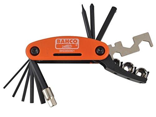 Bahco BAHBIKETOOL BIKETOOL Multi Bike Pocket Tool, Colour