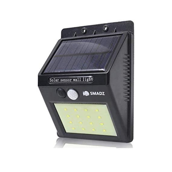 20 LED Solar Power LED Solar Light Outdoor Wall LED Solar lamp with PIR Motion Sensor Night Security Bulb Street Yard Path Garden lamp Solar Light Set